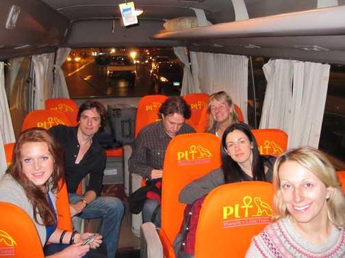 Mini bus fun for all!