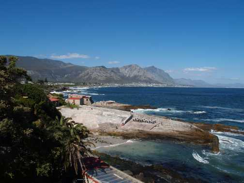 Walker Bay, Hermanus