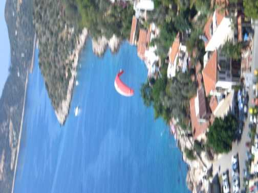 Kas from Paraglider