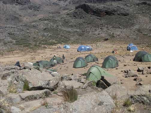 Mawenzi Camp