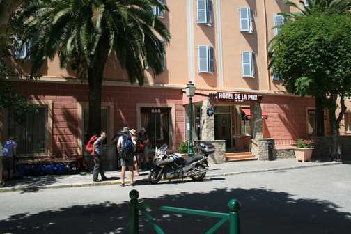 Hotel de la Paix - Corte