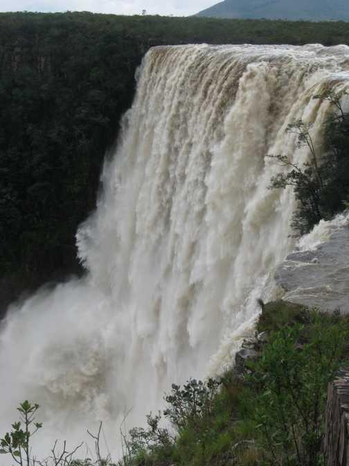 Aponguao falls