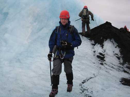 Mýrdalsjökull Glacier
