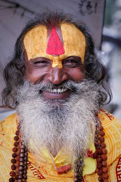 Yellow Sadhu