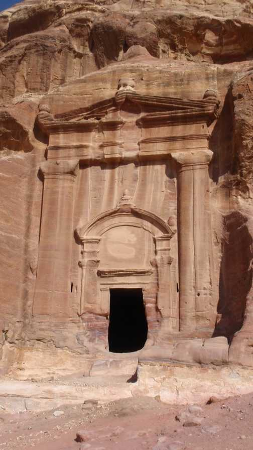 Tombs in Petra