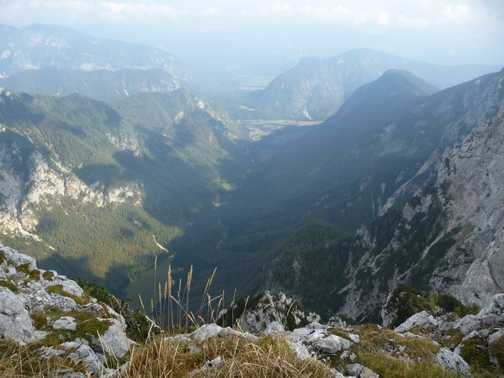 Day 6 - Looking down the Krma Valley