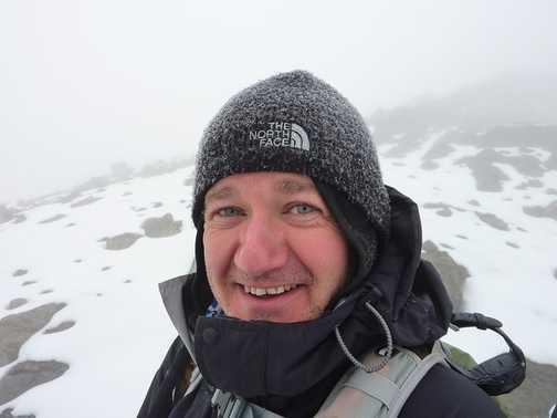 Arrow Glacier trek