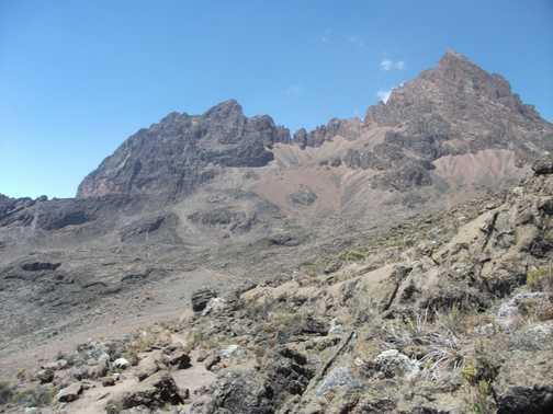 Day 2: Mawenzi Peak