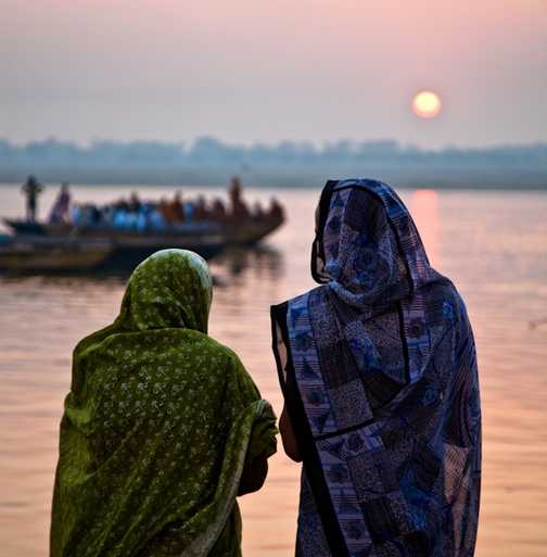 Bathing Ghats, Varanasi