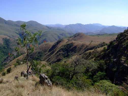 Great walking in Swaziland