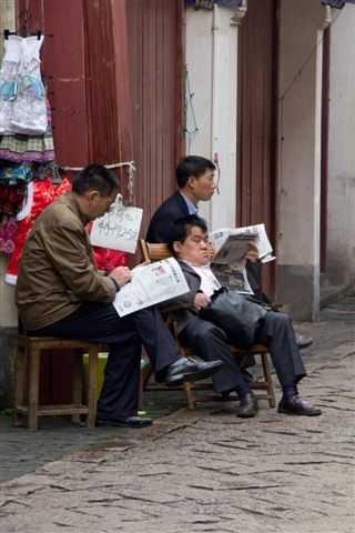 Tongli Street Life (2)