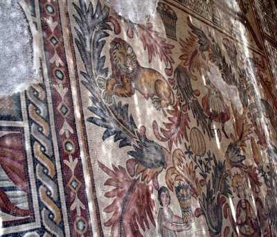 Mt Nebo mosaic
