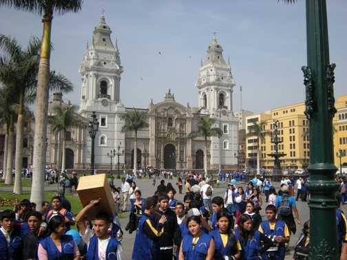 Lima - Plaza Major
