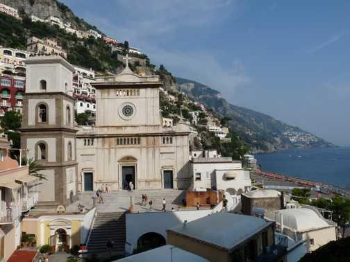 Church at Positano