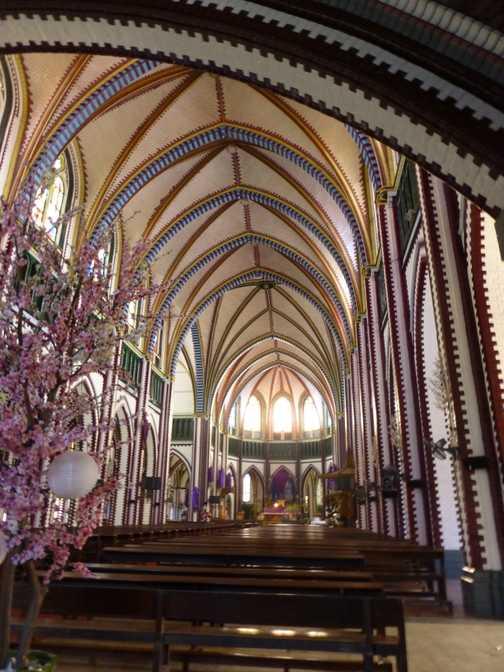 Cathedral - Yangon
