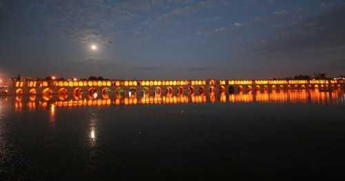 Si-o-Seh Pol, Isfahan