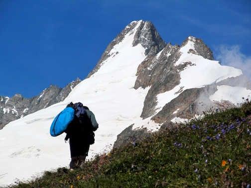 Neil Pittaway Mountain walker