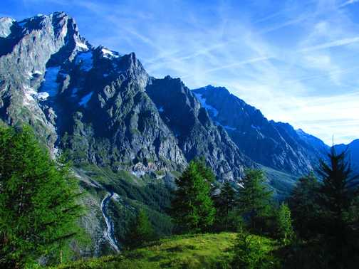 near Bonatti