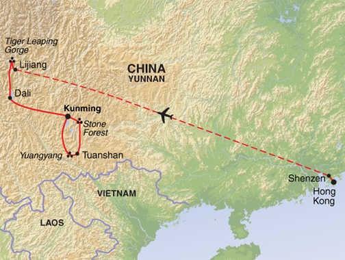 ACJ Map