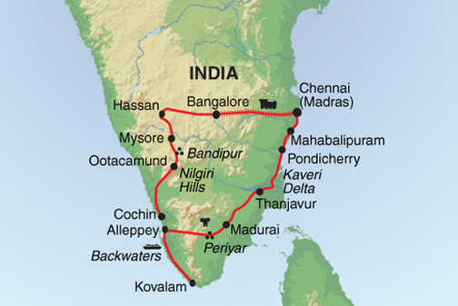 South India Tour | South India Tour Holiday Packages | Exodus