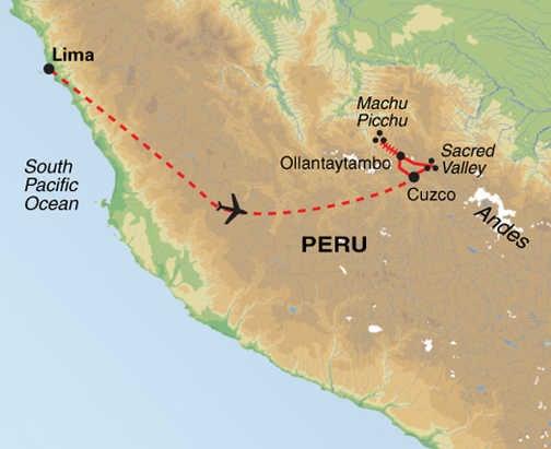 APP - Trip Map