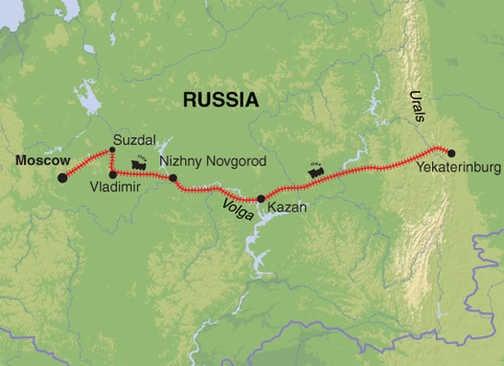 Russia Last Journey Of The Tsars Exodus