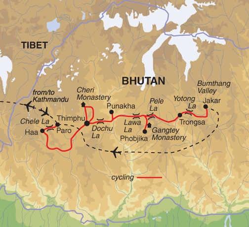 Map MIB