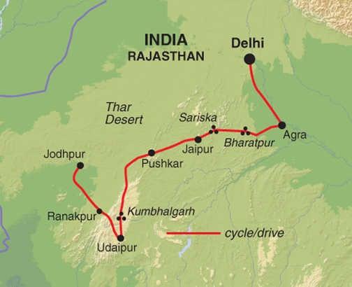MIJ Trip Map