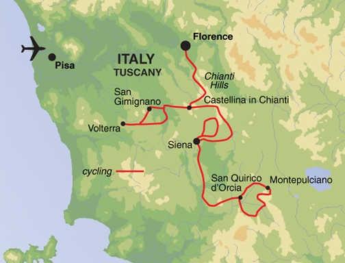 MSR map