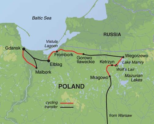 MVW map
