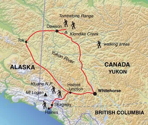 TFA map