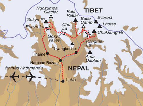 TNG Trip Map