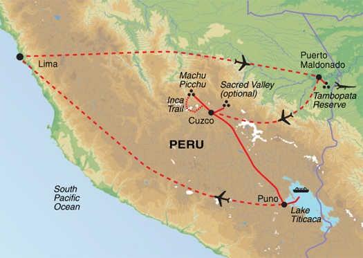 TPJ Trip Map