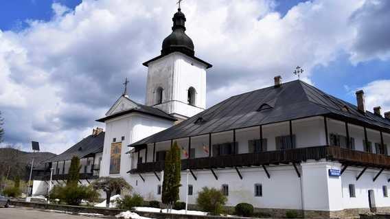 Monastery in Targu Neamt
