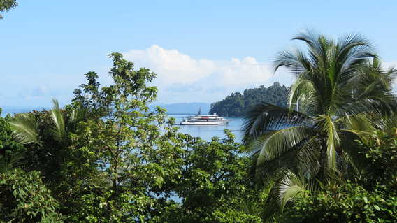Costa Rica to Panama Luxury Cruise