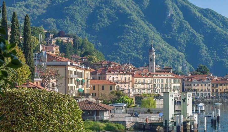 Menaggio, Lake Como, Italian Lakes, Lombardy, Italy