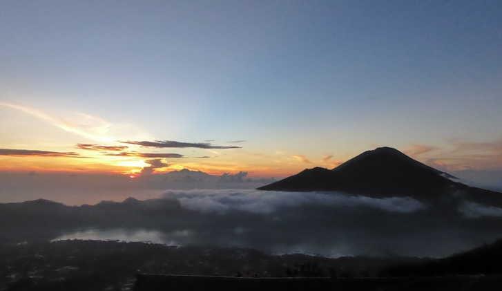 Mt. Batur Sunrise