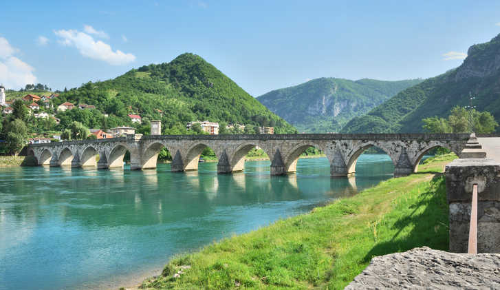 Mehmed Paša Sokolović Bridge, Bosnia and Hezegovina