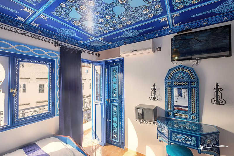 Hotel Madrid, Chefchaouen