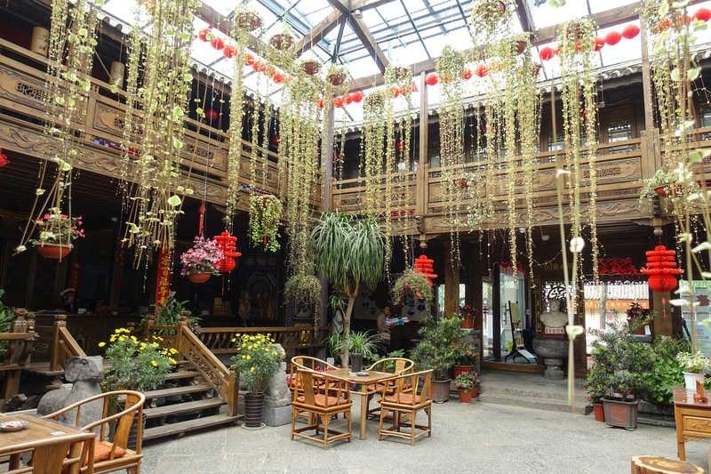Landscape Hotel, Dali, Yunnan, China
