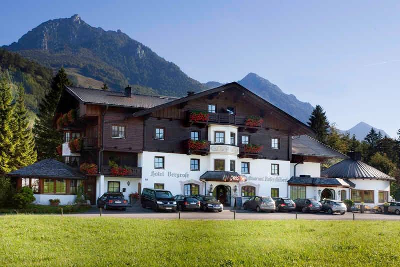 Hotel Bergrose, Strobl