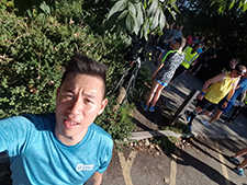 Ben Lee, parkrun Partnership Manager