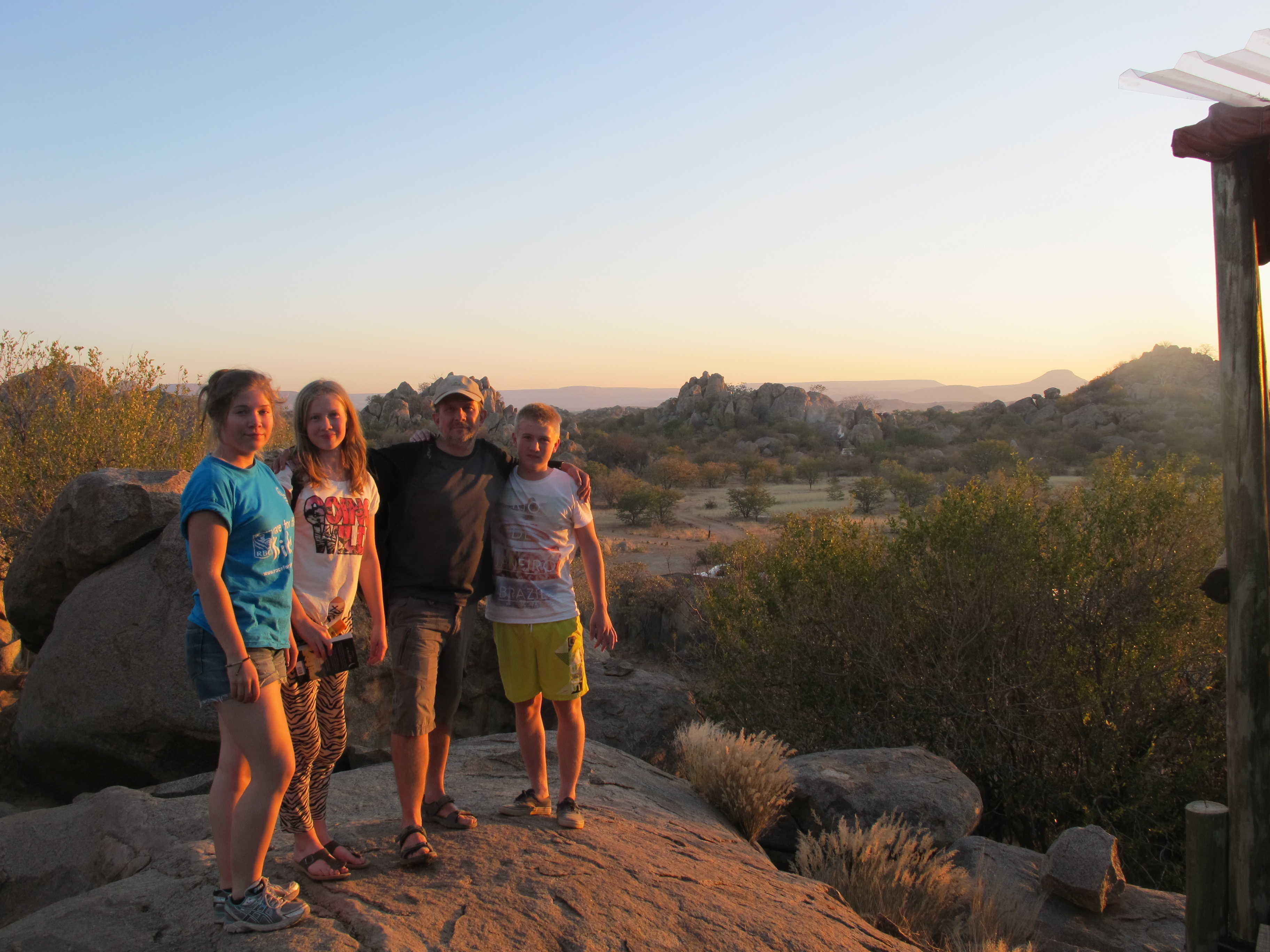 Namibia Family Adventure