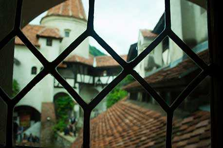 Bran Castle, inspiration for Dracula