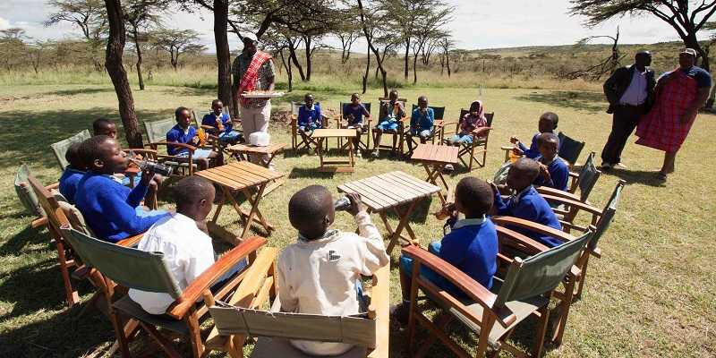 Kenya Inspiration Project Kids