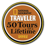 National Geographic Top Tours 2012