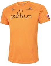 Apricot official parkrun top