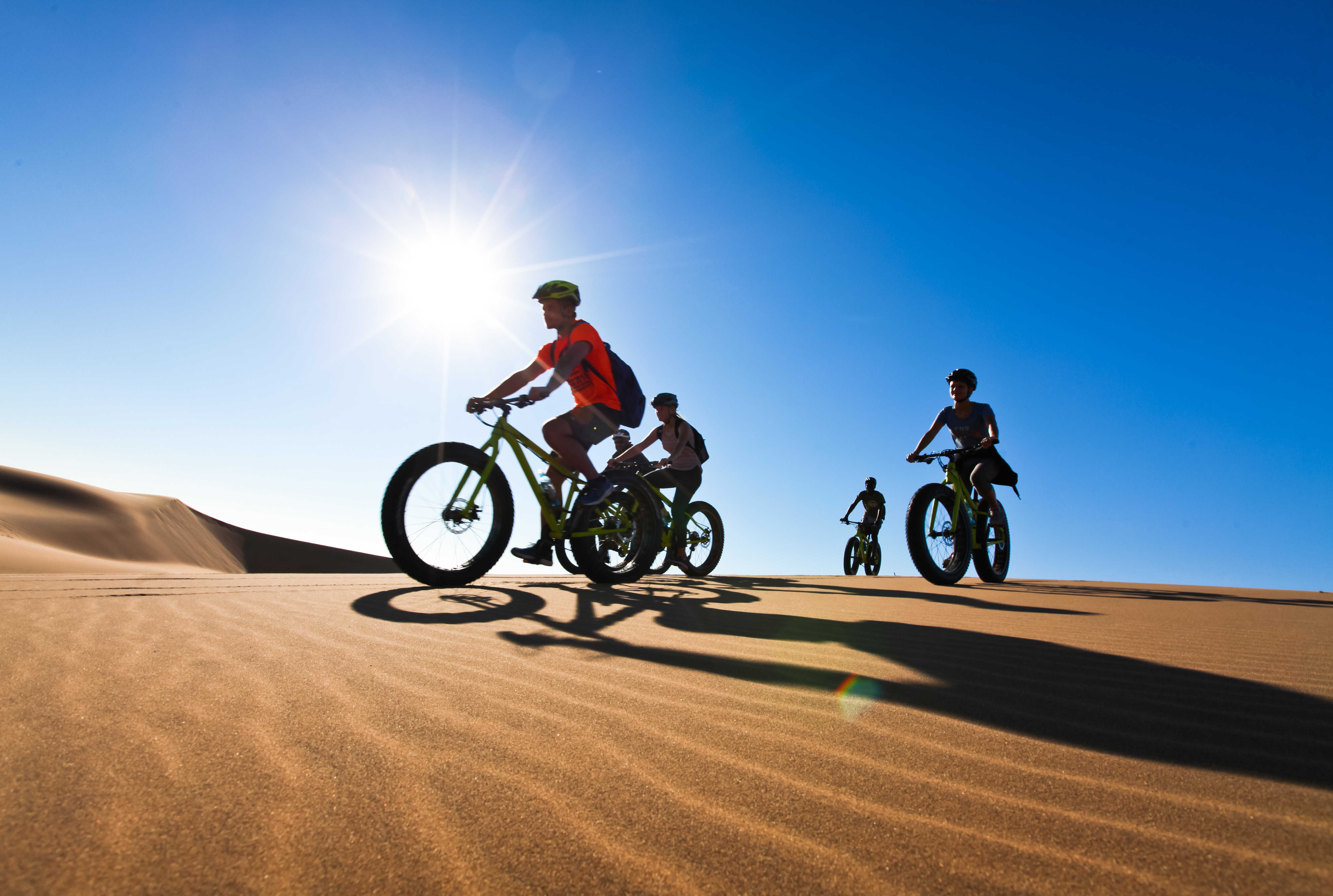 Cycle Namibia, throw in Swakopmund parkrun for an added adventure.