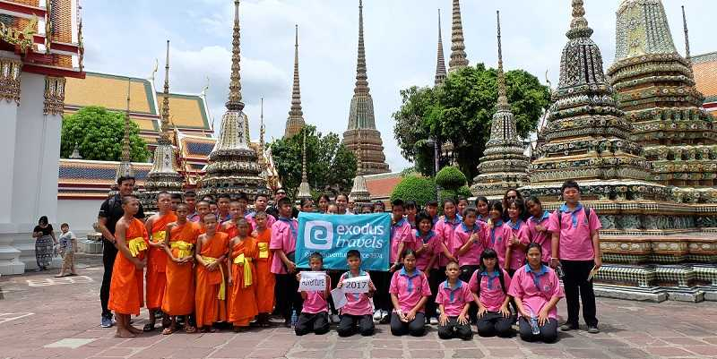 Thailand Inspiration Project Kids