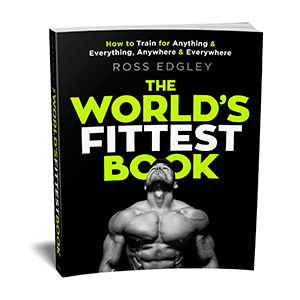 The World's Fittest Book by Ross Edgeley